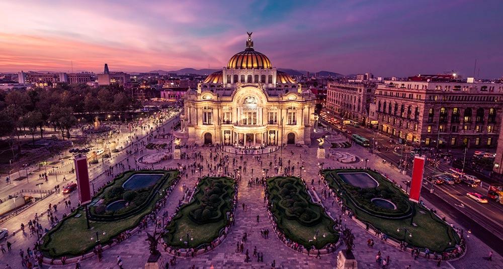 lugares turísticos de méxico más visitados por extranjeros