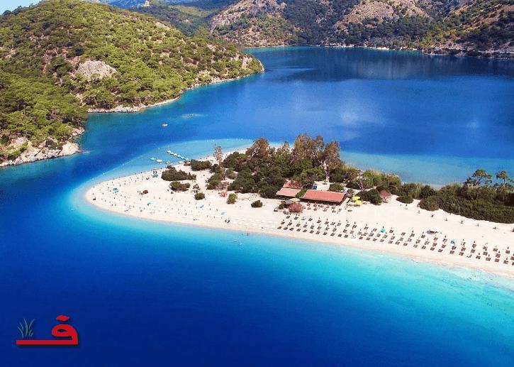 Blue Lagoon, Oludeniz, Turquía