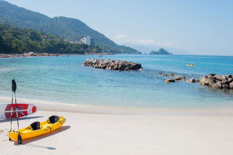 mejores playas en puerto vallarta mexico