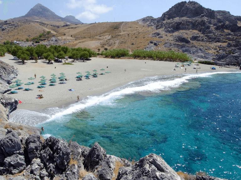 Vai, Creta
