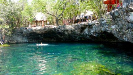 Cenote Ponderosa, Playa del Carmen