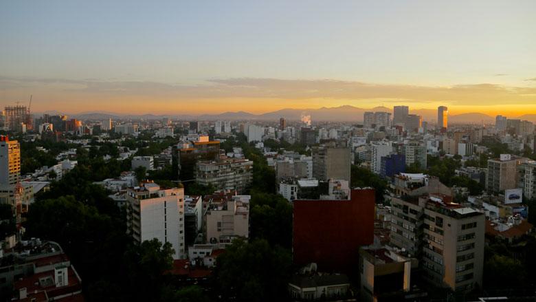 Barrios populares: Polanco, Condesa y Rom
