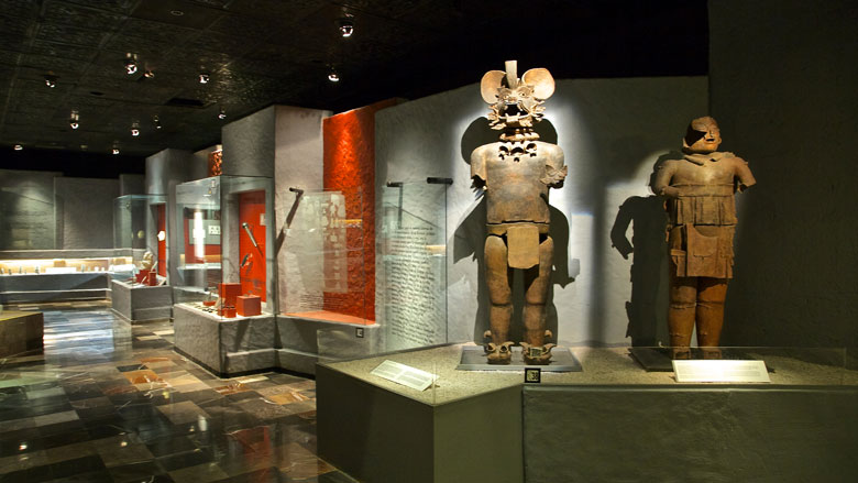 Museo y centro histórico del Templo Mayor
