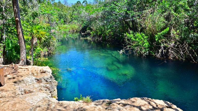 Cenote Escondido, Tulum