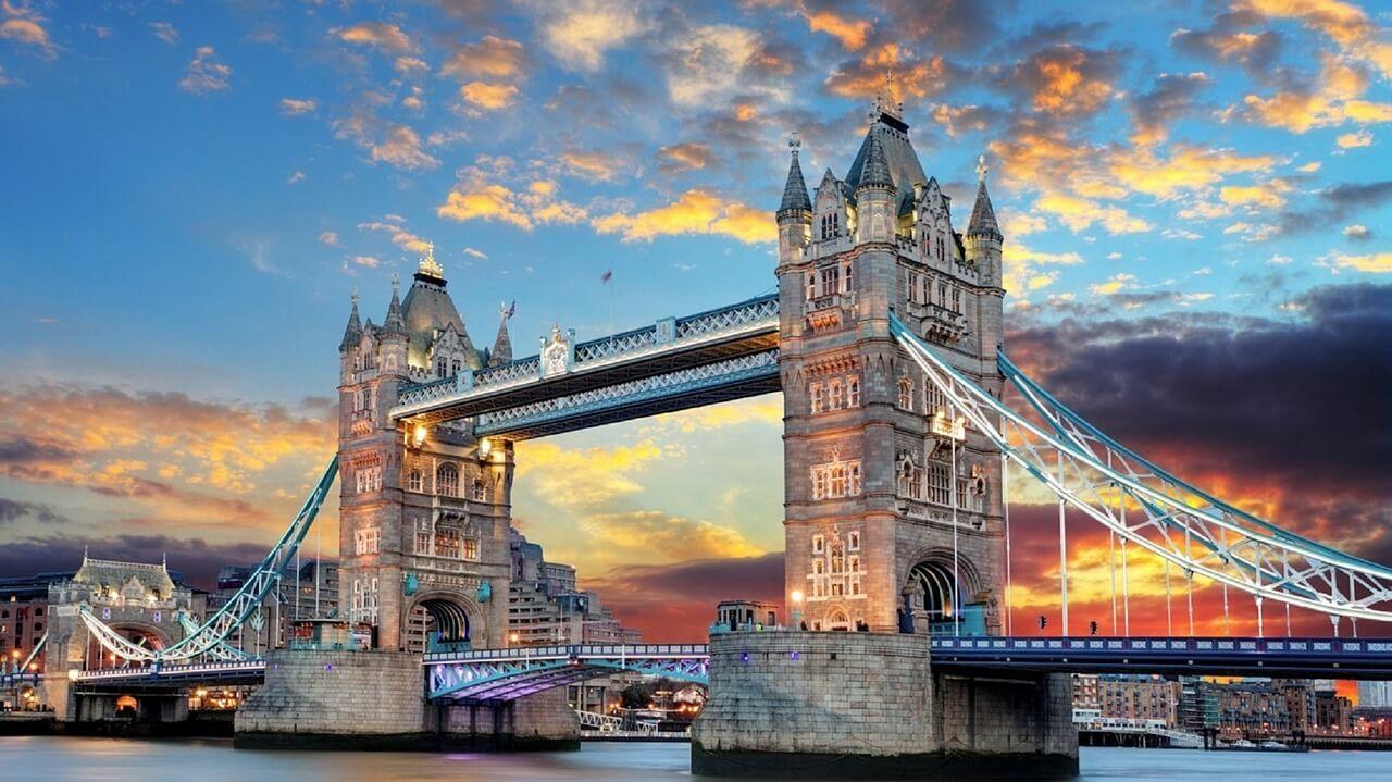 Primera vez en London Tower Bridge