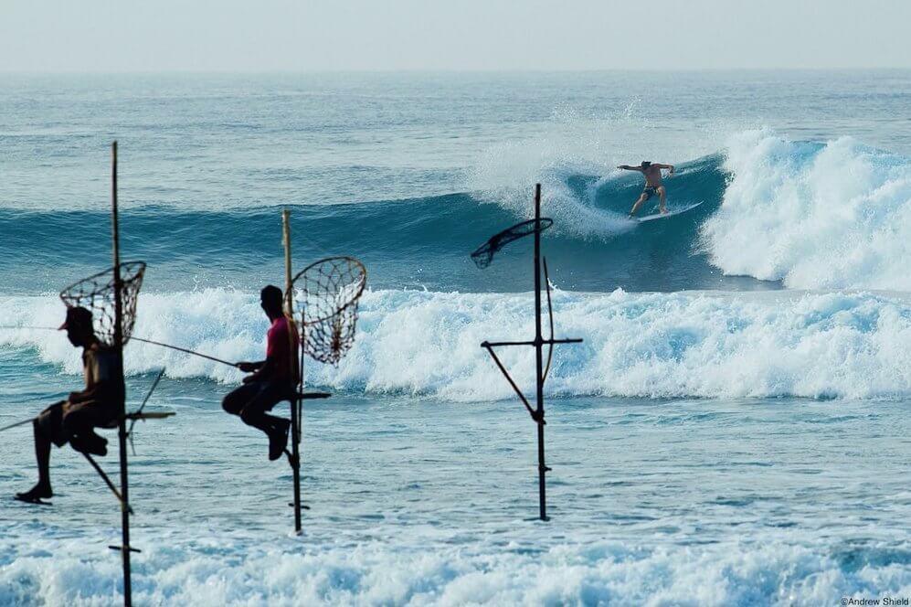 Los 9 destinos más locos para surfear olas grandes # 8 | Bayas cerebrales