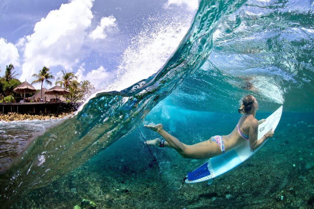 Los 9 destinos más locos para surfear olas grandes # 9 | Bayas cerebrales