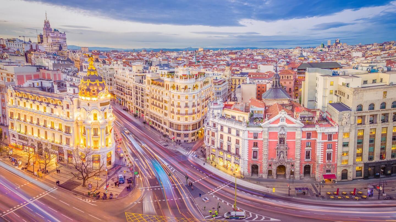 Sitios que visitar en madrid