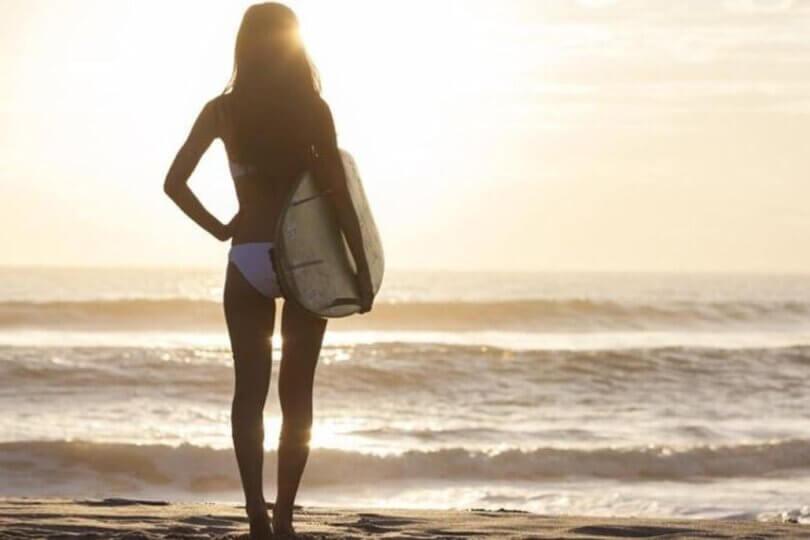 Mejores playas para surfear en México