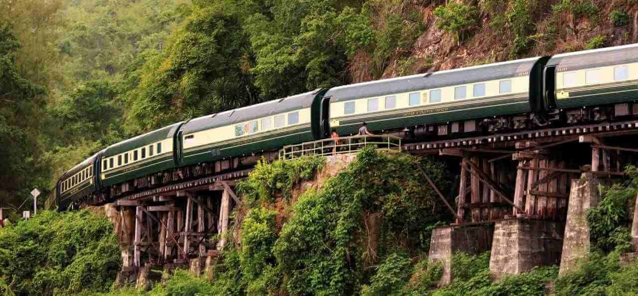 Orient-Express, Europa-compressed