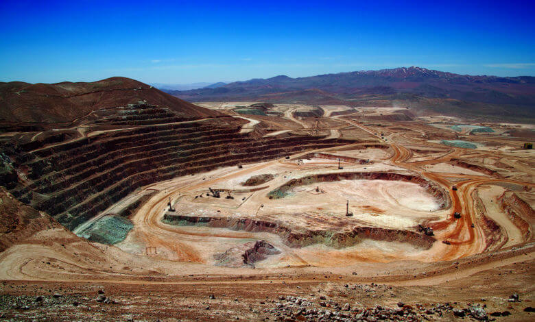 Sierra minera de La Unión