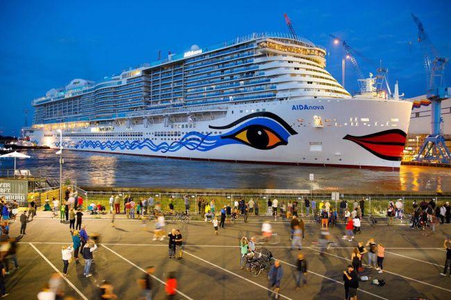 crucero AIDAnova de AIDA Cruises