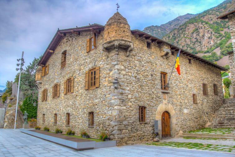 Casa de la Vall andorra