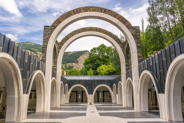 El Santuario de Meritxell