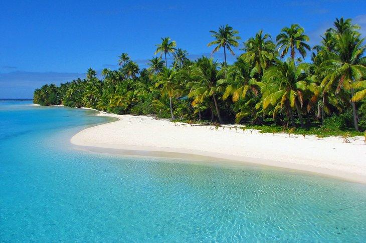 Las Islas Cook islas bonitas