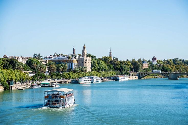 Río Guadalquivir sevilla