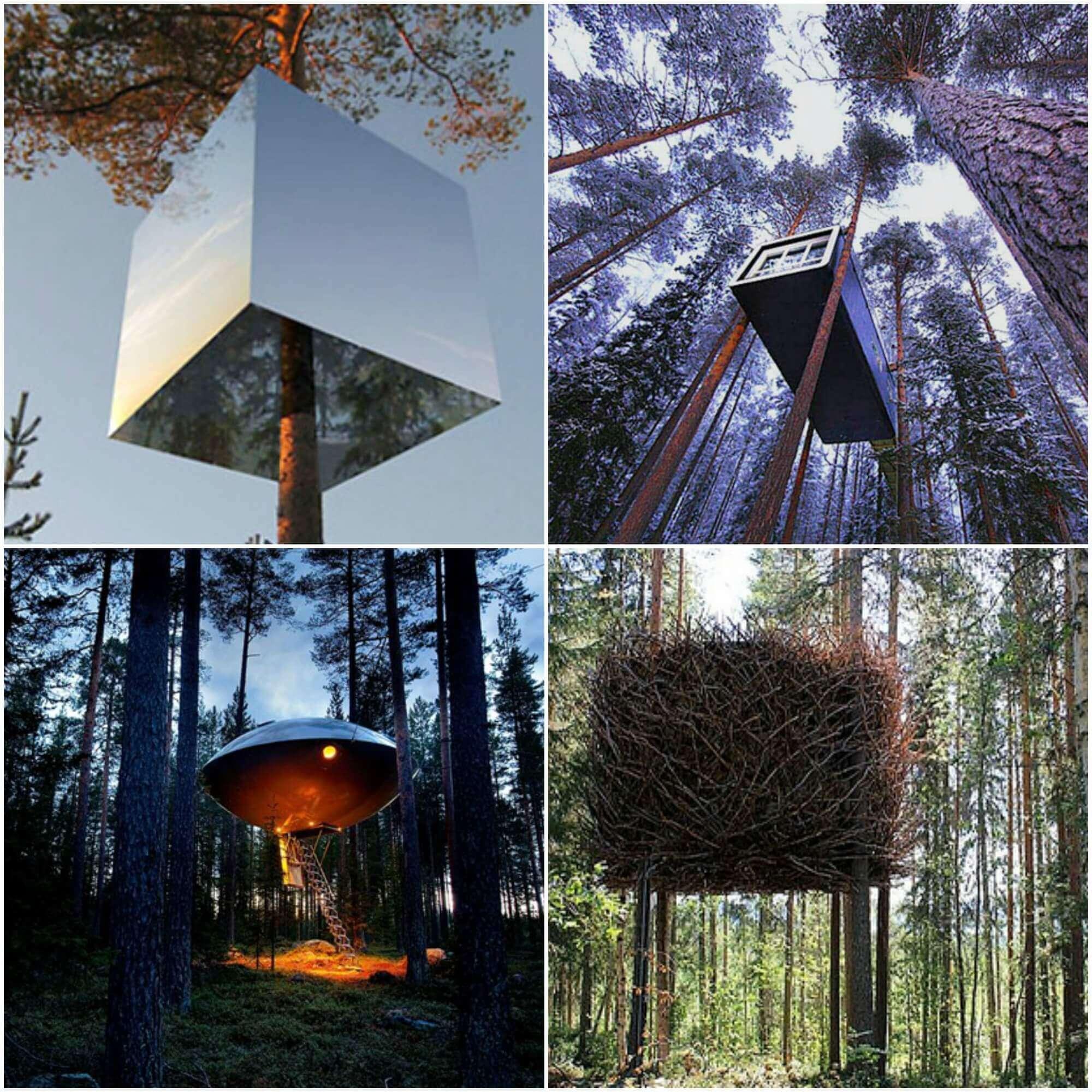 Tree Hotel, Harads, Sweden (1)
