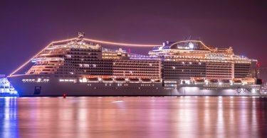 Los 10 Cruceros mas grandes del mundo
