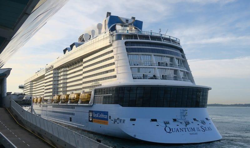 crucero Quantum of the Seas