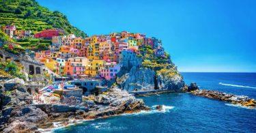 MANAROLA ITALIA Los 10 Pueblos más Bonitos de Europa