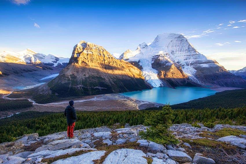 Berg Lake, Columbia Británica