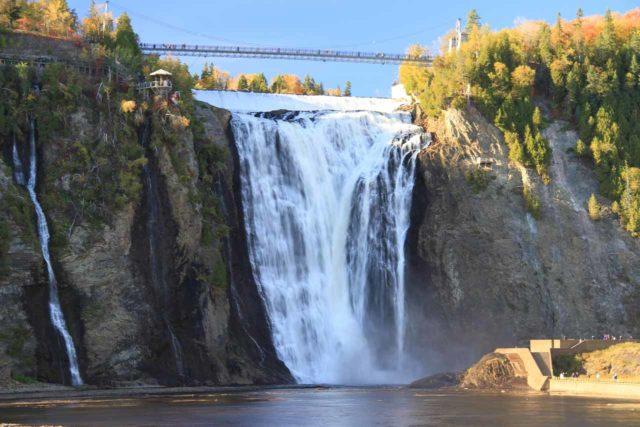 Cascadas de Montmorency, Quebec