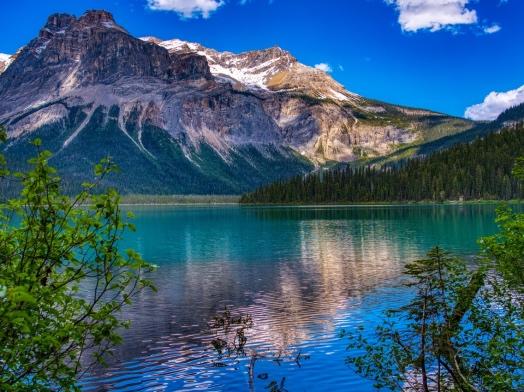 Emerald Lake, Columbia Británica