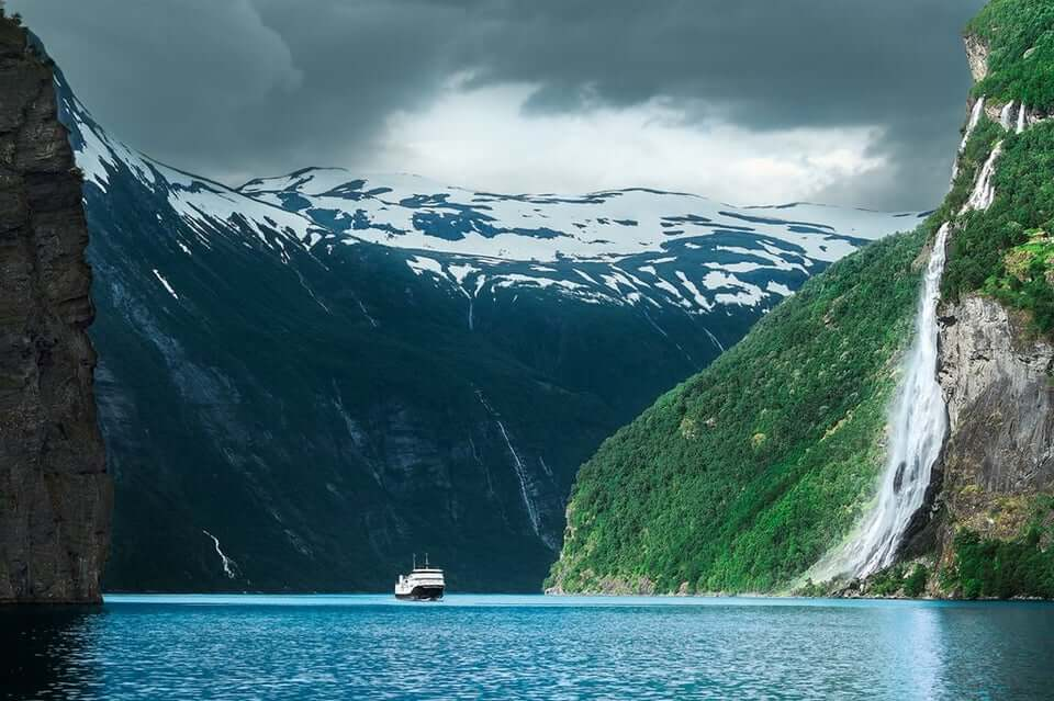 Fiordo de Saguenay quebec canada