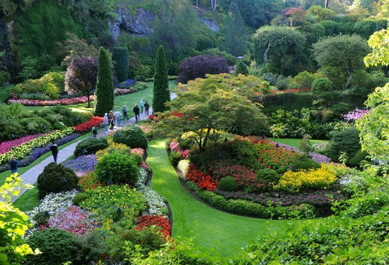 Les Jardins Butchart