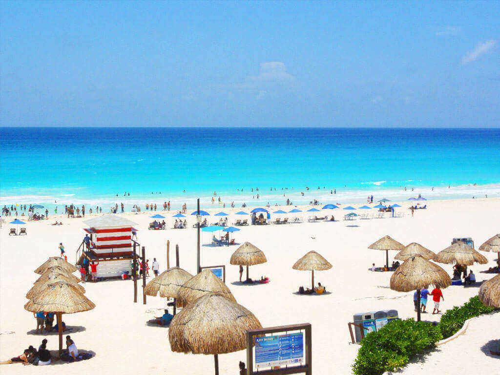 Mirador beach, Mexico