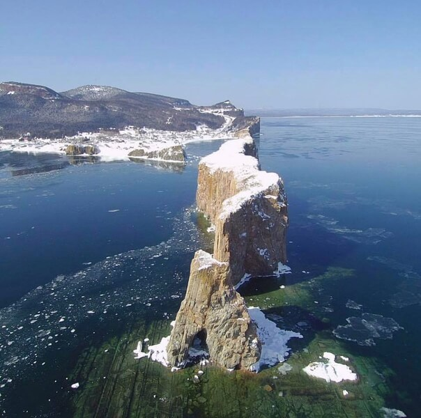 Rocher Percé, Quebec