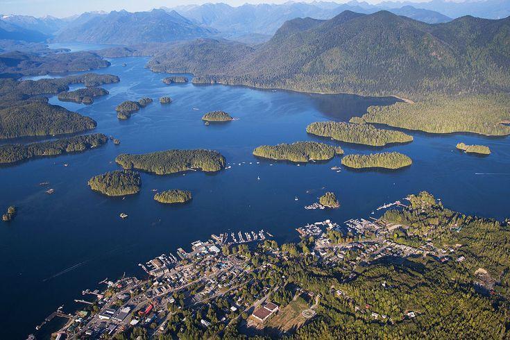 Tofino, Columbia Británica