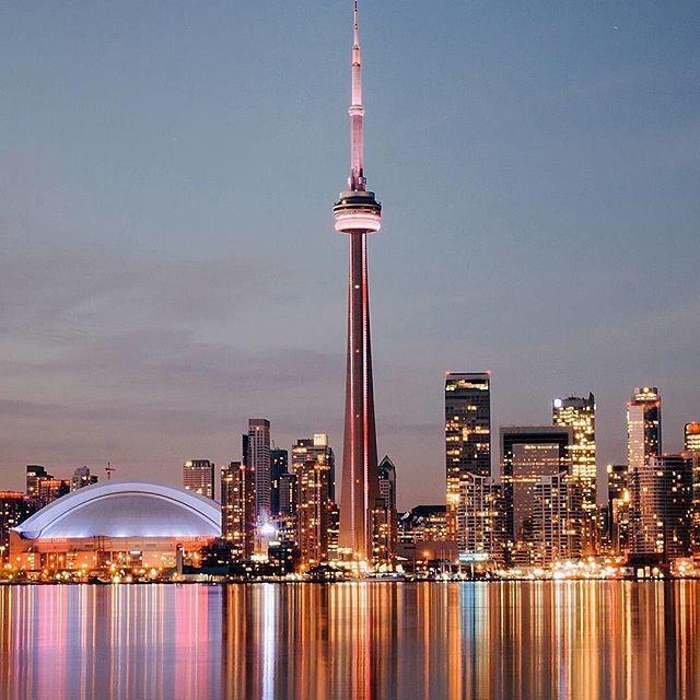 Torre CN, Ontario Canada