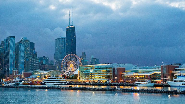 Navy Pier en Chicago