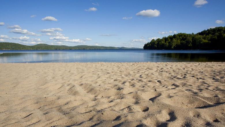 Playa de Lac-Simon, Outaouais