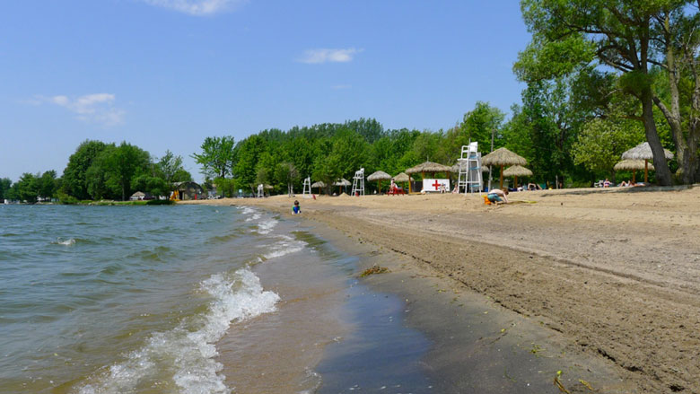 Playa municipal de Saint-Zotique, Montérégie