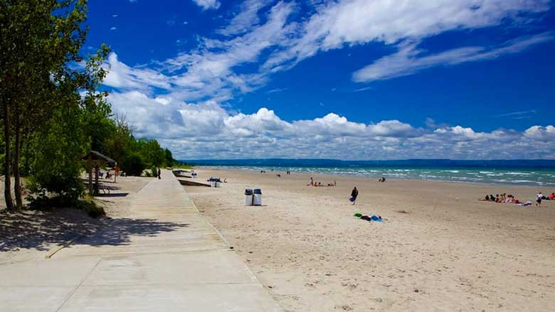 Playa Wasaga, Ontario