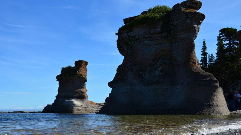 Parque Nacional Archipiélago Mingan, North Shore