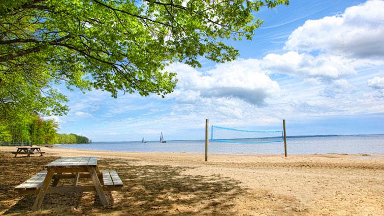 Oka Beach, Laurentides