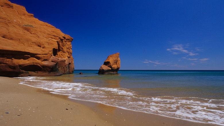Playa Dune du Sud, Magdalen Islands