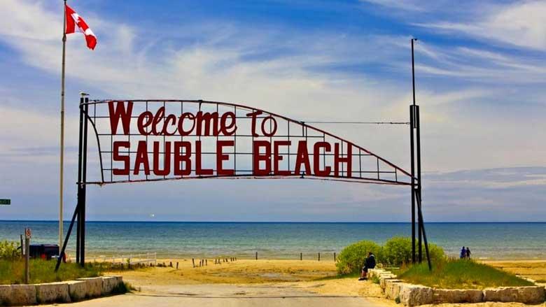 Playa Sauble, Ontario