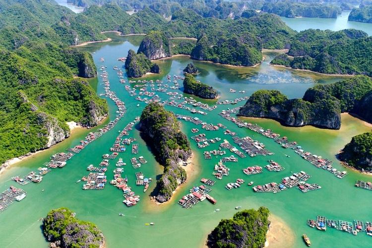 Bahía de Ha Long - Vietnam