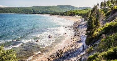 playas en canada